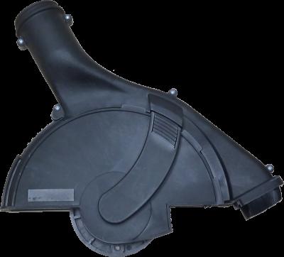 Ermator Angle Grinder Dust Hood 7 9 Blades Contractor S